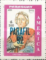 [Airmail - Paraguay-Argentina Stamp Exhibition