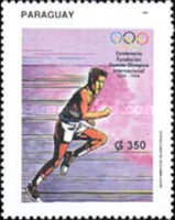 [The 100th Anniversary of International Olympic Committee, Typ EDA]