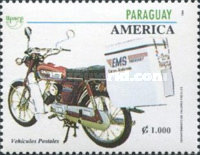 [America - Postal Transport, Typ EDT]