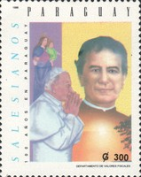 [The 100th Anniversary of Don Bosco Salesian Congregation in Paraguay, Typ EFI]