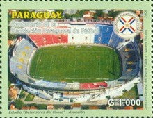 [The 100th Anniversary of Paraguay Football Association, Typ EPU]