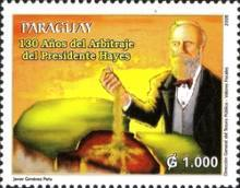 [The 130th Anniversary of Arbitation of President Rutherford Hayes, Typ ESL]