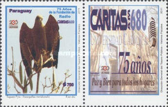 [Birds - The 75th Anniversary of Radion CARITAS, type EUG]
