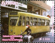 [The 100th Anniversary of the First Tramway, Typ EXQ]