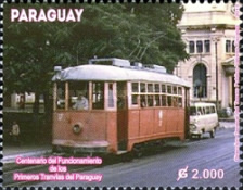 [The 100th Anniversary of the First Tramway, Typ EXR]