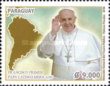[Pope Francis - First Latin American Pope, Typ EZF]