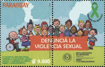 [National Day for the Elimination of Sexual Violence Against Children, type FFE]