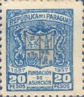 [The 400th Anniversary of Foundation of Asuncion by Juan de Ayola, Typ HR4]