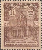 [The 400th Anniversary of Church of La Asuncion de la Virgen, Typ HT2]