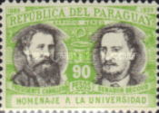 [Airmail - The 50th Anniversary of Asuncion University, Typ IH1]