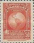 [The 50th Anniversary of Pan-American Union, type IS]