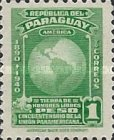 [The 50th Anniversary of Pan-American Union, type IS1]
