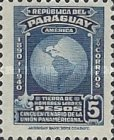 [The 50th Anniversary of Pan-American Union, type IS2]