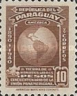 [The 50th Anniversary of Pan-American Union, type IS3]