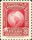[Airmail - The 50th Anniversary of Pan-American Union, type IT]