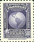 [Airmail - The 50th Anniversary of Pan-American Union, type IT3]