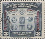 [Issues of 1939 Overprinted