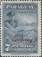 [Issues of 1943 Overprinted