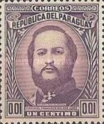 [The 120th Anniversary of the Birth of Marshal Francisco S. Lopez, 1827-1870, Typ MB]