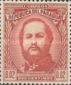 [The 120th Anniversary of the Birth of Marshal Francisco S. Lopez, 1827-1870, Typ MB1]