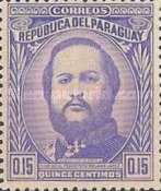 [The 120th Anniversary of the Birth of Marshal Francisco S. Lopez, 1827-1870, type MB3]