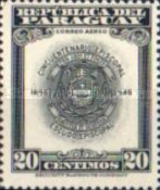 [Airmail - The 50th Anniversary of Archbishopric of Paraguay, Typ MH]