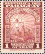 [Airmail - The 50th Anniversary of Archbishopric of Paraguay, type ML]