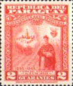 [Airmail - The 50th Anniversary of Archbishopric of Paraguay, type MM]