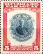 [Airmail - The 50th Anniversary of Archbishopric of Paraguay, type MN]