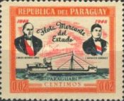 [Ships - he 100th Anniversary of Paraguay's Merchant Fleet, Typ MR]