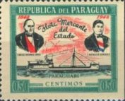 [Ships - he 100th Anniversary of Paraguay's Merchant Fleet, Typ MR4]