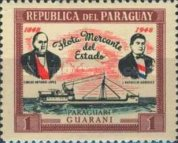 [Ships - he 100th Anniversary of Paraguay's Merchant Fleet, Typ MR5]