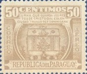 [Airmail - The 500th Anniversary of the Birth of Christopher Columbus, 1451-1506, Typ NB4]