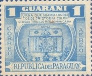 [Airmail - The 500th Anniversary of the Birth of Christopher Columbus, 1451-1506, Typ NB5]