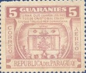 [Airmail - The 500th Anniversary of the Birth of Christopher Columbus, 1451-1506, Typ NB7]