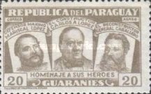 [Airmail - National Heroes, Typ NH2]
