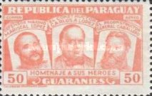 [Airmail - National Heroes, Typ NH3]