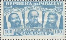 [Airmail - National Heroes, Typ NH4]