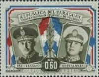 [Airmail - Brotherhood of Paraguay and Argentina, Typ NJ]