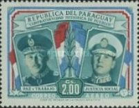 [Airmail - Brotherhood of Paraguay and Argentina, Typ NJ1]