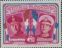 [Airmail - Brotherhood of Paraguay and Argentina, Typ NJ3]