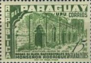[The 25th Anniversary of Sacerdotal of Agustin Rodriguez, 1900-1968 - Jesuit Ruins, Typ NP]