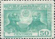 [The 400th Anniversary of the Death of St. Ignatius of Loyola, 1491-1556, Typ NX]