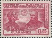 [The 400th Anniversary of the Death of St. Ignatius of Loyola, 1491-1556, Typ OB]