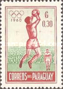 [Olympic Games - Rome, Italy, type OK]