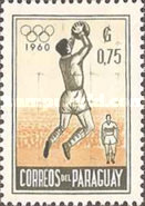 [Olympic Games - Rome, Italy, type OK2]