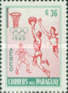 [Airmail - Olympic Games - Rome, Italy, Typ OL2]