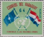[Airmail - The 50th Anniversary of U.N.O., type PH]