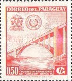 [Inauguration of International Bridge between Brazil and Paraguay, Typ PI2]