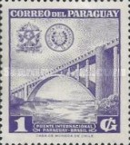 [Inauguration of International Bridge between Brazil and Paraguay, Typ PI4]